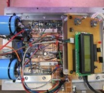A Digitally Controlled Dual Tracking Power Supply