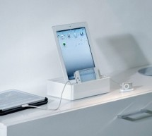 All-Dock: Universal USB charger for Tablet, Smartphone, etc.