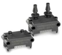 Sensirion SDP sensors measure pressure but even a flow