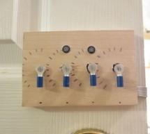 Arduino Combination Door Lock: Lockduino