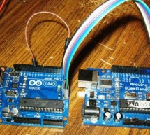 Arduino ISP – LOG