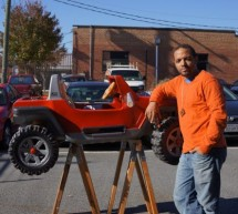 BARC Jeep – An XBOX Controlled Power Wheels