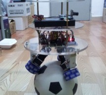 How to make a Ball Balancing Robot