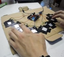 Capacitive-Touch Arduino Keyboard Piano