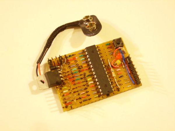 Compact Protoboard Arduino type thing yea