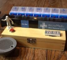 Create an Internet Connected Pill Dispenser
