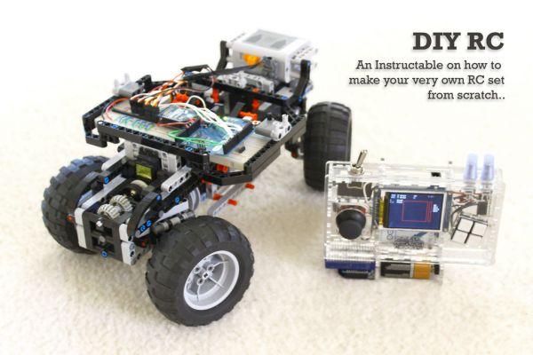 DIY Arduino Remote Control
