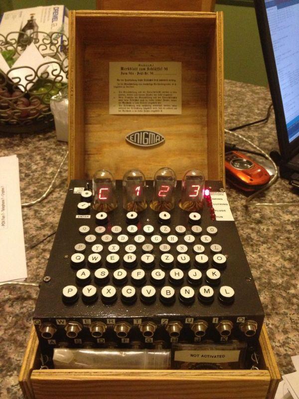Enigma Replica
