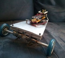 CARduino – Arduino-Powered, LabVIEW-Controlled Vehicle