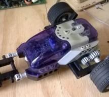 Lego Spybotics with Arduino
