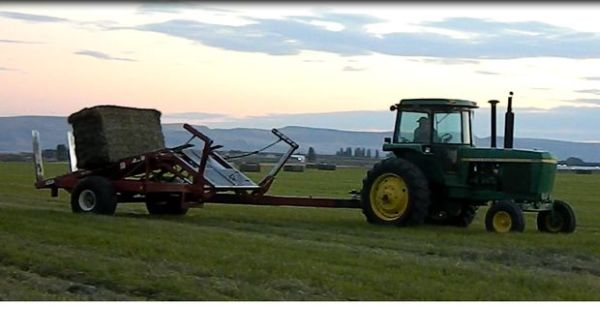 Microcontrolled Farm Equipment
