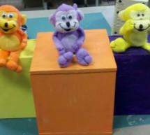 Monkey Automatons!