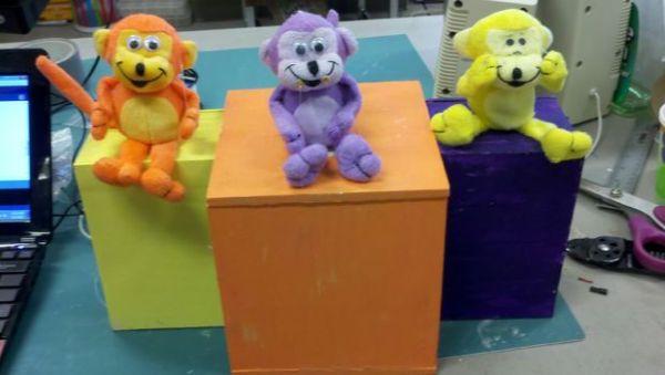 Monkey Automatons
