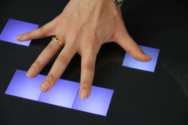 Multitouch Music Controller