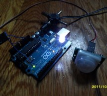 Quick and Easy Arduino Nightlight