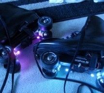 RGB LED Skate Light