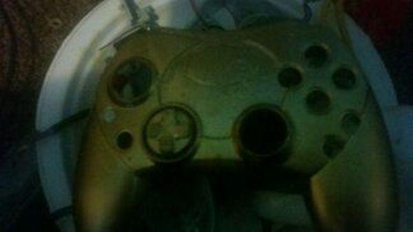 Take apart controller