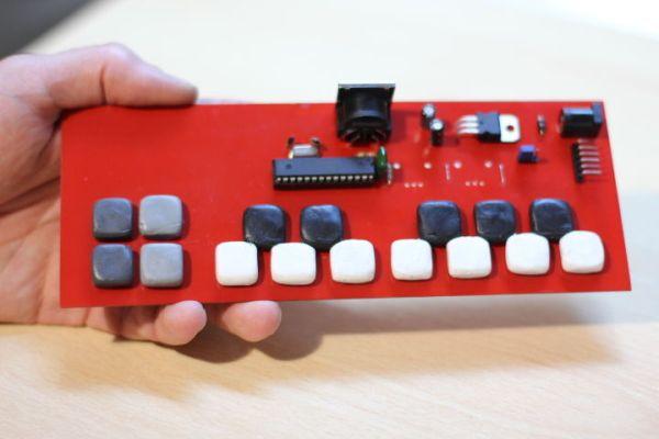 Teclado MIDI Super Simple