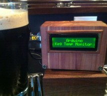 *duino Keg Temp Monitor, or the Quest for the Perfect Pint