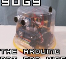 Yogy – The Arduino Powered Robot Made For Kids