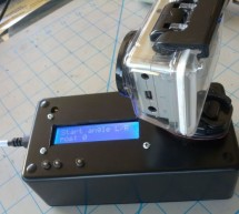 Timelapse Panning controller for GoPro Cameras