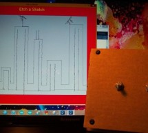 Virtual Etch A Sketch