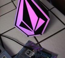 Volcom RGB Desktop Light Box