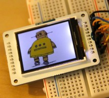Your Image on an Arduino! – TFT LCD Screen Guide