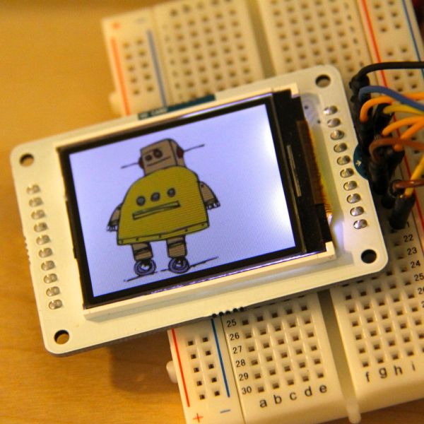 Your Image on an Arduino