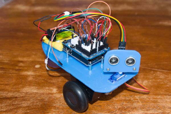 Your first Arduino Robot