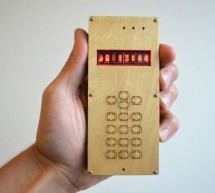 Make your own cellphone from scratch