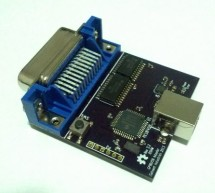 Open source hardware GPIB USB Adapter