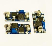 Testing switch mode voltage regulators