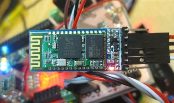 Using the HC-06 Bluetooth Module