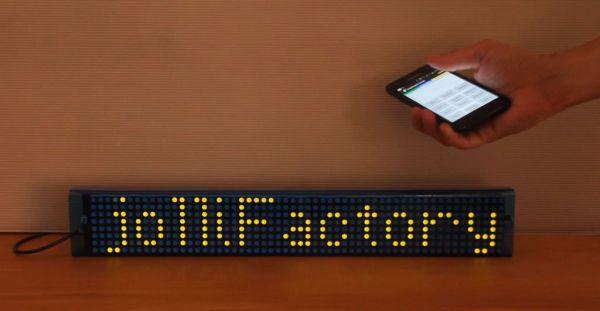 7 Bi-color LED Matrix
