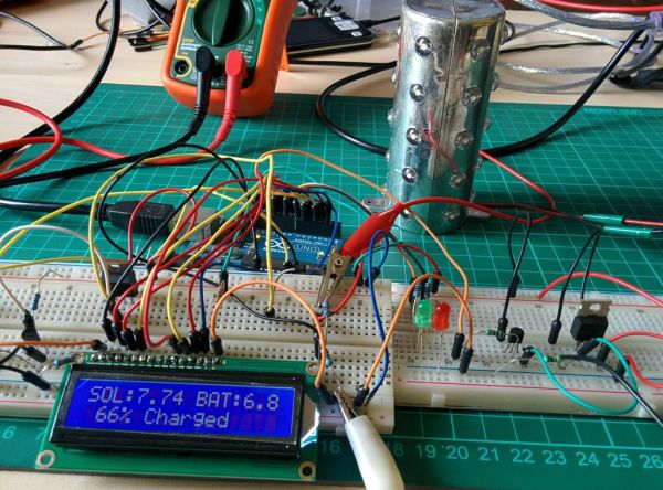 Arduino Solar Charge Controller Pwm Use Arduino For
