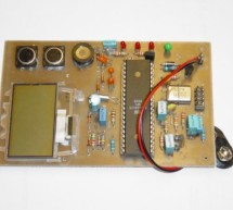 Bullit Accelerometer – Accelerometer with microcontroller and display