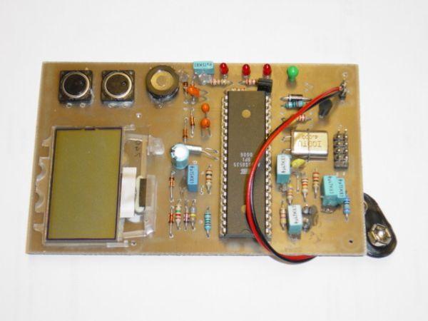 Bullit Accelerometer