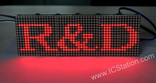 DIY LED Sign with MAX7219