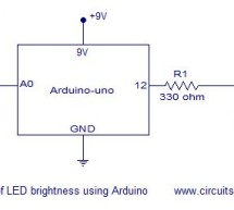PWM Control using Arduino – Learn to Control DC Motor Speed and LED Brightness