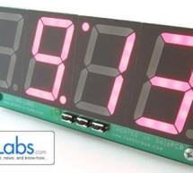 DIY Digital Desk Clock with Temperature Display – Part 1