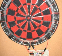 Electronic Dartboard or How I Learned to Stop Worrying and Love ECE 476