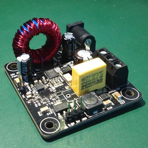 High Voltage Power Supply for Nixie Tube Projects