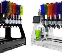 Barobot: A Cocktail Mixing Robot