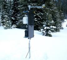 PhidgetSBC3 based solar-powered weather station