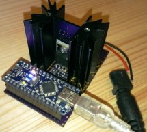 Arduino based programmable load