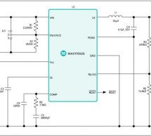 AppNote: How to Use the MAX17501 and MAX17502 for Negative Output Voltage Applications