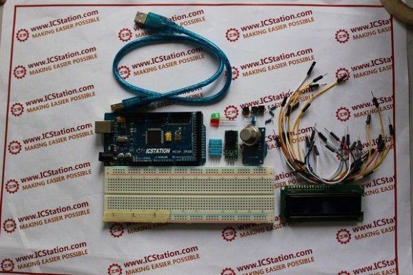 Build Temperature & Humidity & Smoke Detector