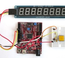 chipKIT Project 5: Digital stopwatch on seven segment LED display