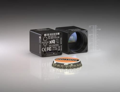 Imec bring smallest hyperspectral imaging camera to market
